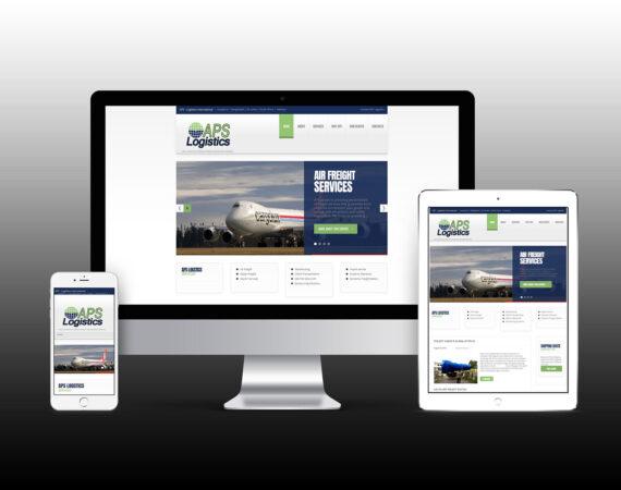APS Logistics Website