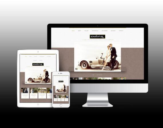 Bonaventure Tuxedo Website
