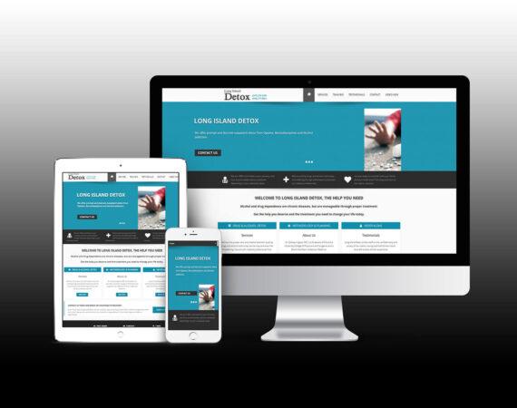 Long Island Detox Website