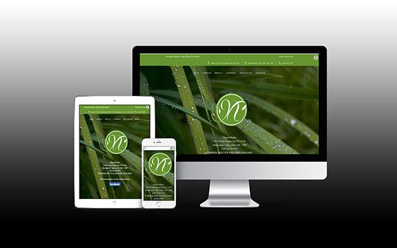 Natural Market Website