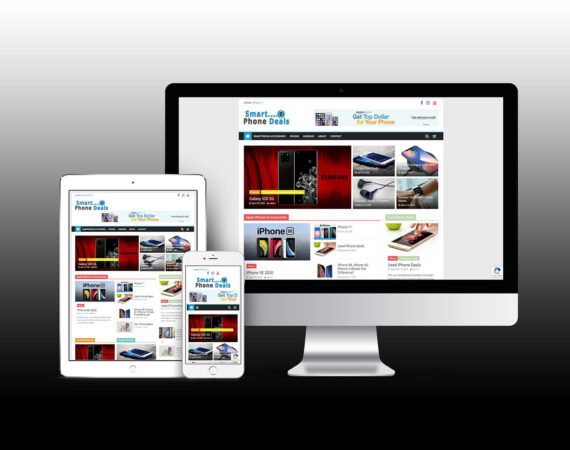 Smart Phone Deals Blog Site
