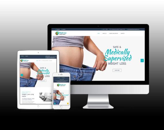 Weight Loss Long Island Website